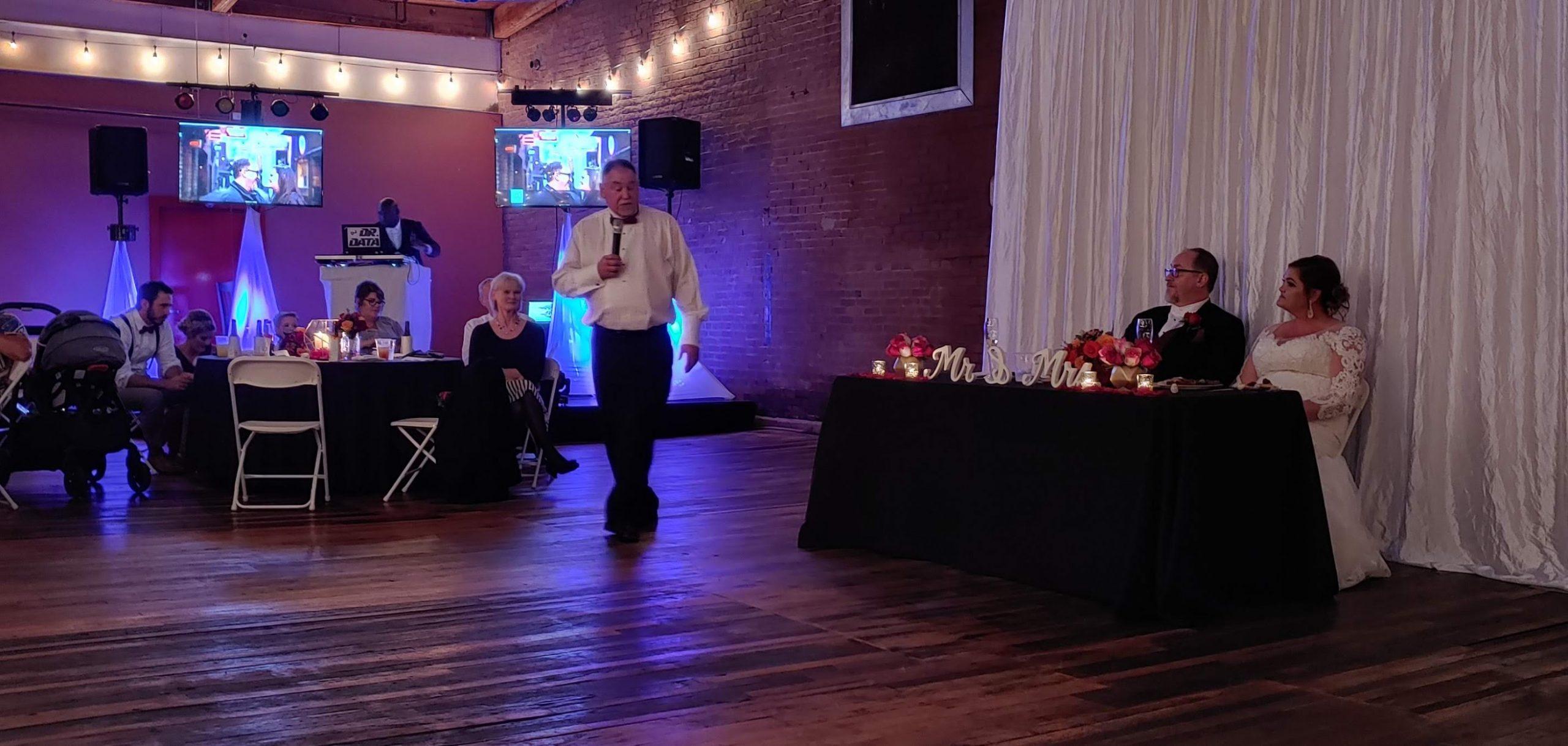 Zak and Nikki's Wedding